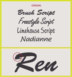Casual Scripts