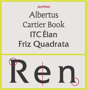 Glyphic Serifs